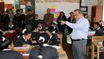 Región Cajamarca plantea a Minedu ampliar a 190 número de colegios beneficiados con JEC