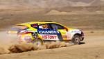 Mario Hart y Changan despuntan en primera fecha del Nacional de Rally