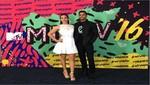 """Alexa Grasso y Yair """"El Pantera"""" Rodríguez representaron a  UFC en los Millennial Awards MIAW de MTV"""