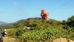 Destruyen equipos e insumos valorizados en más de US$ 3 millones durante operativo contra minería ilegal en Piura