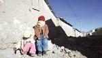 Puno, Tacna y Arequipa reportaron mayor intensidad de heladas