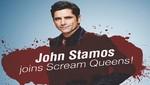 """FOX anuncia la incorporación de John Stamos a la nueva temporada de """"Scream Queens"""""""