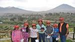 Avianca cumplió el sueño de viajar  de 6 niños de Ventanilla