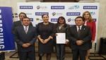 """Colegio I.E. Sarpane de Orcopampa, Arequipa, fue premiado por Samsung con la implementación de un """"Aula Inteligente"""""""