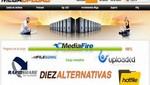 Alternativas para reemplazar Megaupload