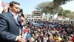 Ollanta Humala visitará Argentina en mayo