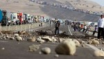 Mineros informales paralizan protestas en Nasca tras retomar el diálogo con el Gobierno