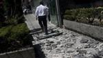 Al menos siete heridos se han registrado tras terremoto en México
