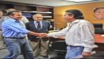 Humala y Toledo definen hoy por fin su alianza política