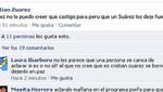 Cristian Zuarez: 'Que pena que un Suárez los haya eliminado'