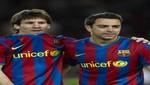 Xavi: 'Lionel Messi es el mejor de todos'