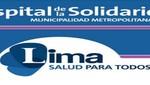 Mañana se inaugura Hospital de la Solidaridad de San Juan de Lurigancho