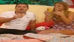 Mathías Brivio fue 'A la cama con Delly' en 'El Estelar del Humor'