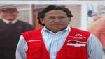 Alejandro Toledo: 'Apoyaré sin condiciones a Ollanta Humala'