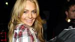 Lindsay Lohan salió libre bajo fianza