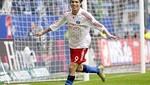 Paolo Guerrero hizo gol y Hamburgo abandonó zona de descenso
