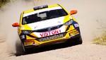 Mario Hart y Changan destacan en la tercera y cuarta fecha del Nacional de Rally