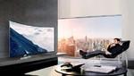 Diseños curvos: una nueva experiencia de ver televisión