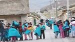 4 mil frazadas llegaron a Cusco y Arequipa para combatir las heladas