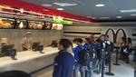 McDonald's abrió el Restaurante Oficial en la  Villa Olímpica en Rio de Janeiro