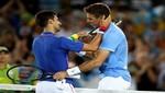 Juegos Olímpicos Rio 2016: Del Potro elimina al número uno del mundo Djokovic