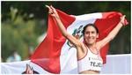 Los atletas peruanos agradecen el apoyo de los aficionados en Facebook