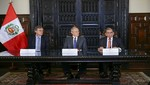 Jefe de estado: 'El reto más grande que tiene el Perú es el de la seguridad'