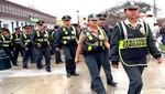 """Más de 2 mil policías brindarán seguridad durante marcha cívica """"Ni una menos"""""""