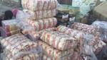 Indeci traslada 107.85 toneladas de bienes de ayuda humanitaria para Arequipa