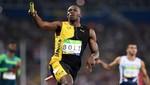 Juegos Olímpicos 2016: Bolt se despide con tres títulos consecutivos, los 100, 200 y la posta 4x100