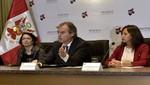 Ministro del interior Carlos Basombrío se presentará hoy en el Congreso