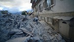 Italia: Sismo de 6.2 deja hasta el momento 38 muertos, decenas de heridos y desaparecidos (FOTOS)