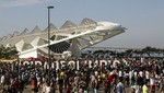Brasil Olímpico invadido por medio millón de extranjeros