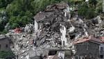 Italia: El número de muertos se eleva a 241 tras sismo de 6.2
