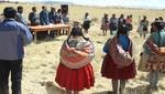 49 familias ya cuentan con cercas para mejorar pastos y crianza de animales en Chillque
