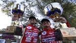 Lucho Alayza logra el Tetracampeonato Nacional de Rally