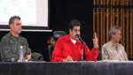 Maduro: Se ejercerá todo el peso de la ley a quienes pretendan derrocar a la Revolución