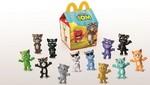 De la aplicación a la Cajita Feliz, Talking Tom llegó a McDonald's