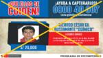 Cayó sujeto que arrojó ácido muriático a niñas en Chiclayo