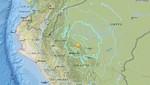Sismo de magnitud 6,0 sacude Moyobamba