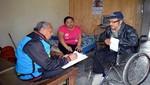 Municipalidad de Ventanilla inicia empadronamiento de personas con discapacidad