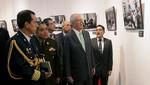 Presidente Kuzcynski Inauguró Muestra Fotográfica y Dialogó con Comunidad Peruana en China