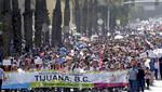 Millones marchan por los derechos de familia en México
