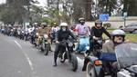 Motociclistas recorrieron Lima en evento contra cáncer de próstata