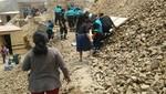 MDV recupera terrenos públicos de manos de invasores en AA.HH. Susana Higuchi