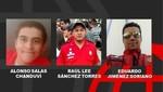 Se hallaron los cuerpos de los tres bomberos desaparecidos del incendio en El Agustino
