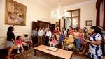 Pinacoteca Ignacio Merino realiza recorrido temático sobre la pintura religiosa a través de la historia