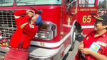 Tras incendio del Agustino Laboratorios Lansier dona más de 500 productos oftálmicos sin preservantes