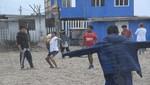 Jóvenes de Pachacútec podrán practicar handball en escuela deportiva