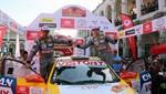 Hart y Dasso mantienen liderazgo en la S2000 a su llegada a Arequipa